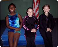 Flip Flops and Fitness Gymnasts in Tampa Bay and Apollo Beach